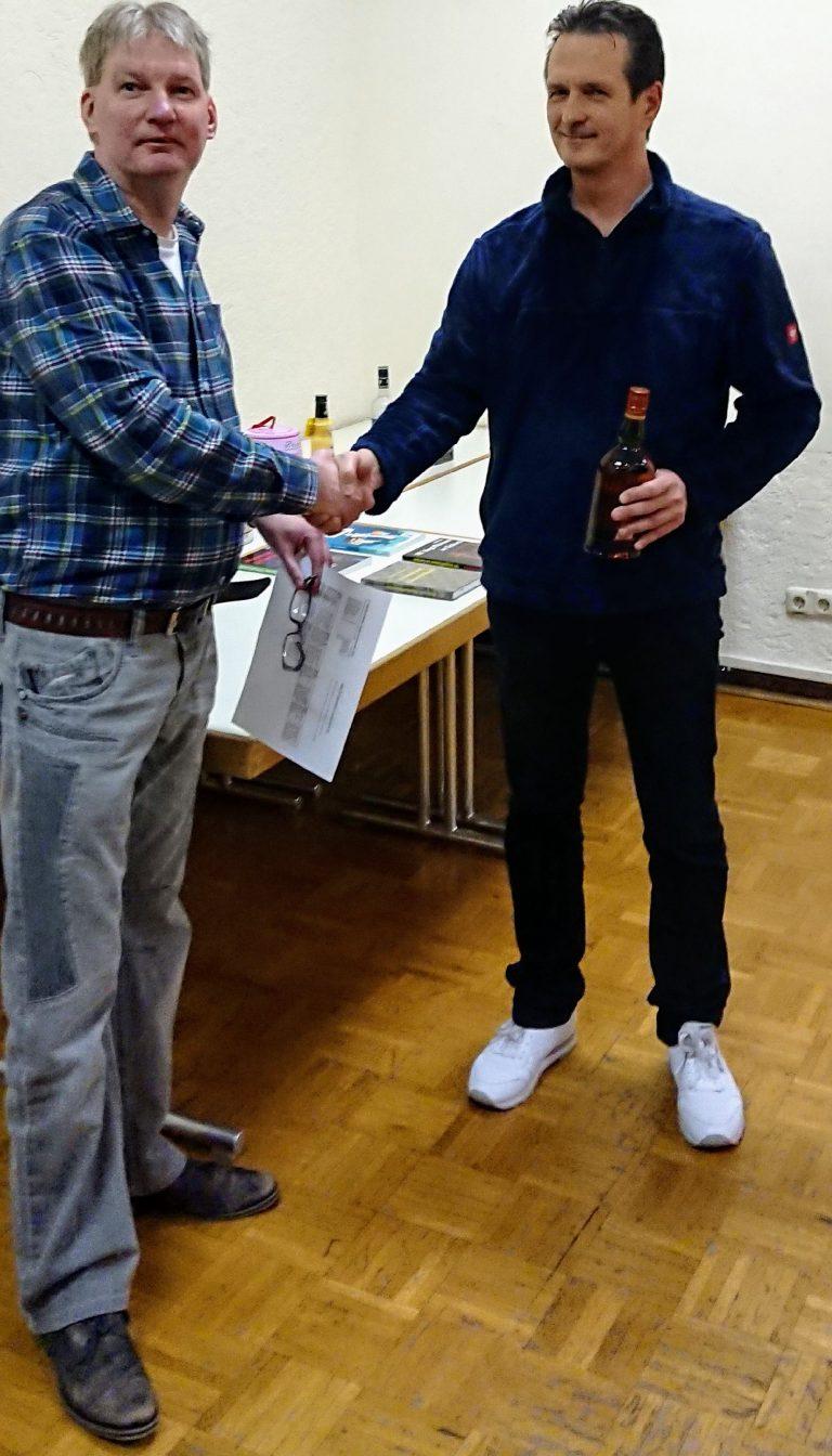 Jochen Ellrich bester Spieler in Fechenheim